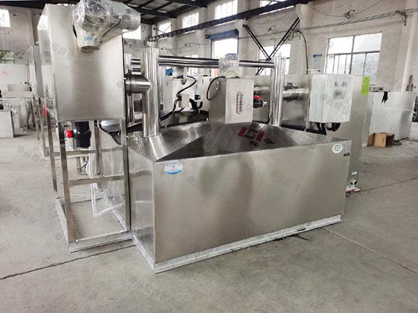 饭店室内大自动化隔油污水提升一体化设备厂家排名