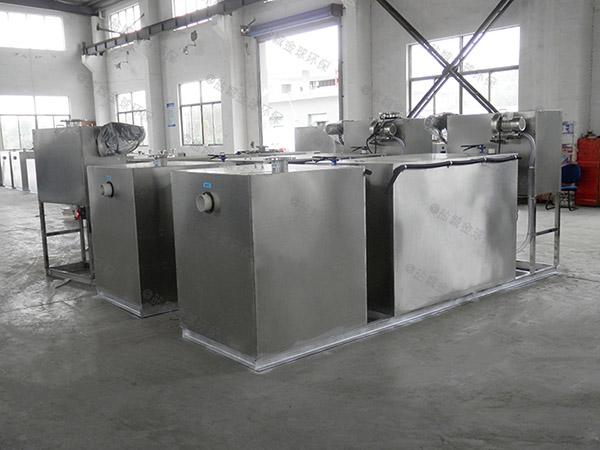 工程中小型地面移动隔油提升一体化检验