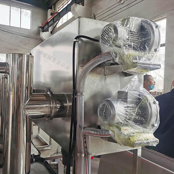 综合体地上式大型自动排水隔油污水提升装置的型号