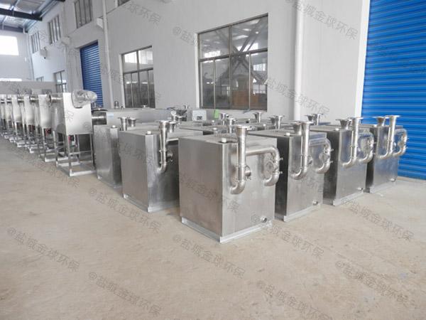 火锅专用埋地全能型污水提升及隔油设备供应商