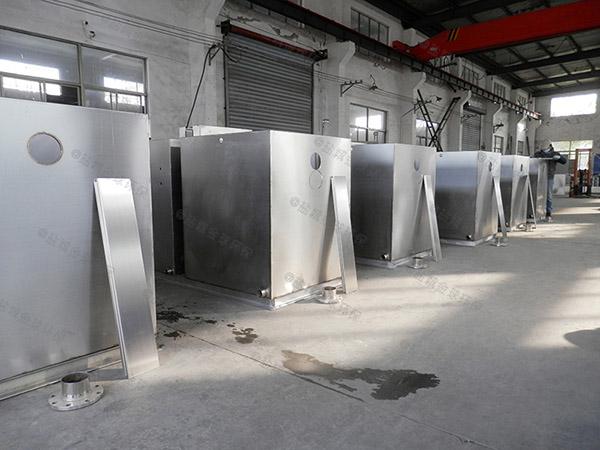 生活地上式大型自动除渣油水固相分离装置怎么选型