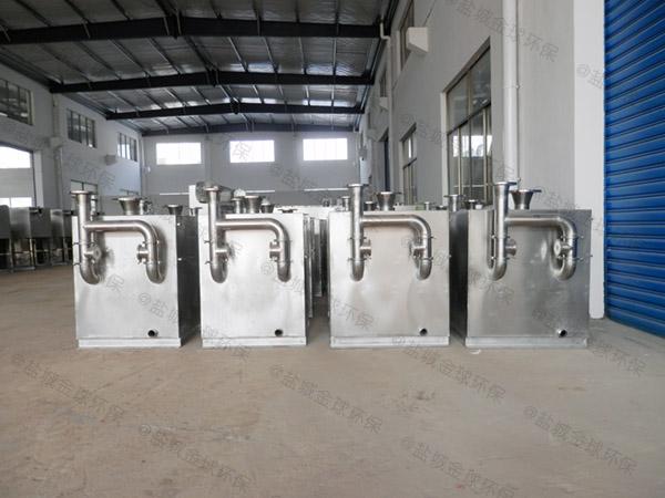 商家中小型地下式智能型油水分离器怎么看型号