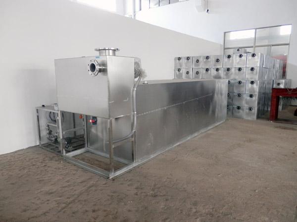 厨下型户外中小型自动排水除渣隔油器价位
