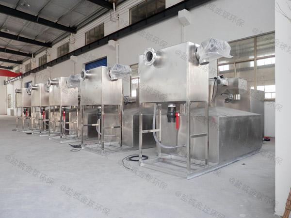 工程地上式移动式隔油一体化装置行业市场