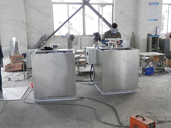 厨用100人不锈钢隔油强排设备企业