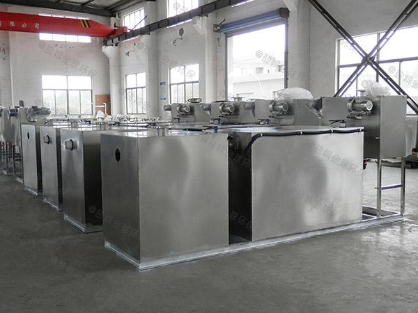 工地食堂3.1米*1.2米*1.85米隔悬浮物隔油沉淀池使用寿命