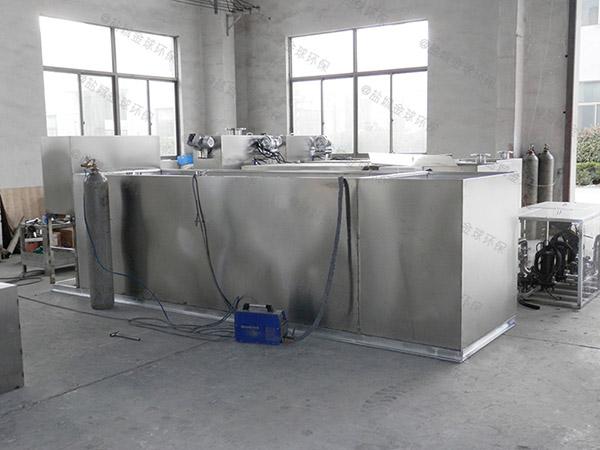 购物中心100人混凝土隔油池隔油器如何选型