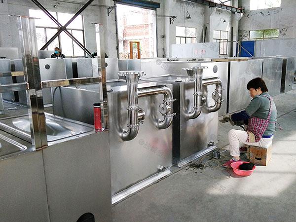 工地8吨的长宽高隔悬浮物隔油过滤器批发价