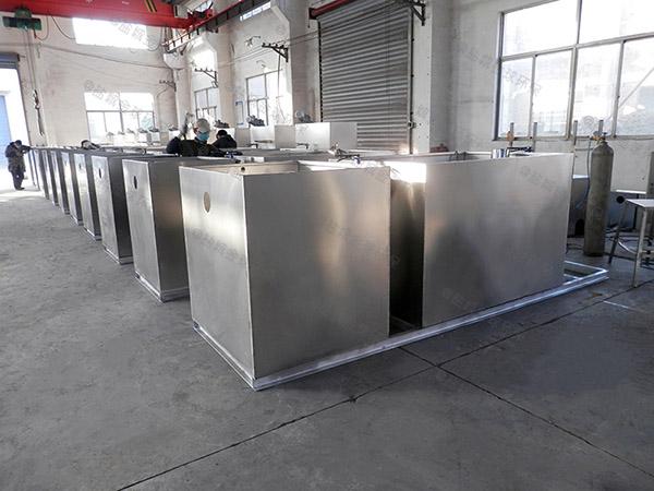 厨用2号不锈钢隔油强排一体化设备批发价