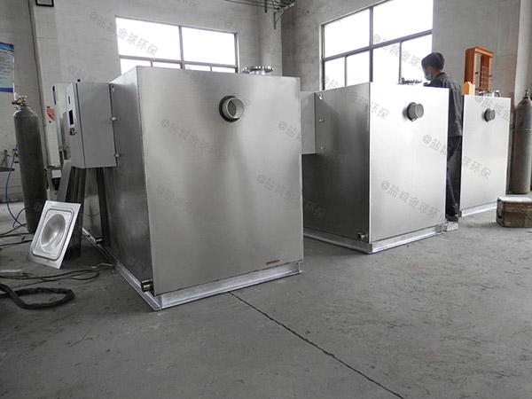 饭堂大型隔油隔油一体化装置生产商