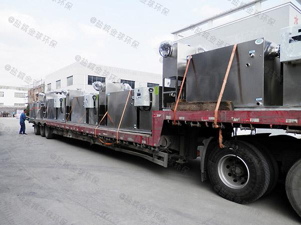 后厨3.5米*1.35米*1.85米用砖做隔油分离器使用