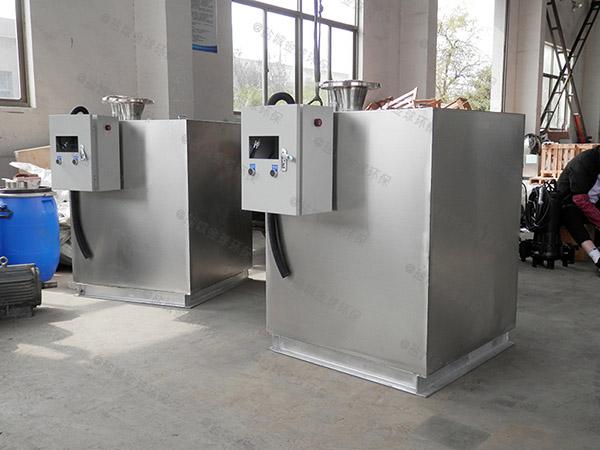 餐饮环保甲型隔渣隔油除渣器类型