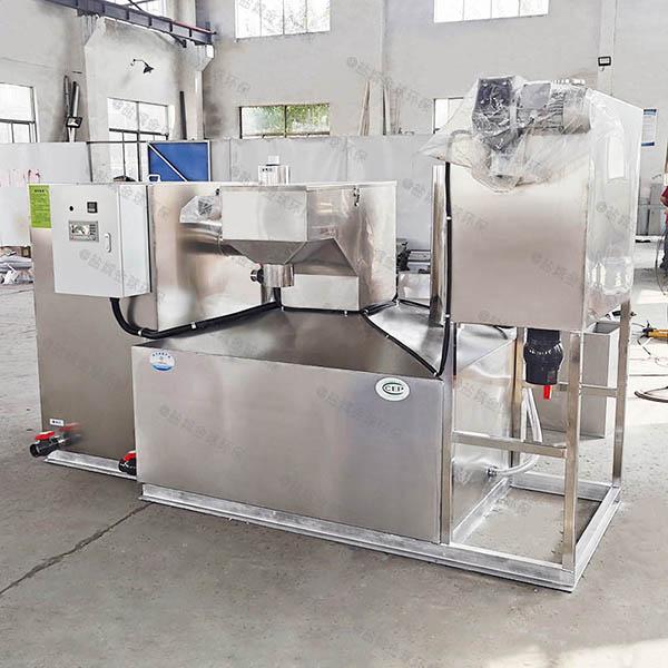 餐厅厨房小型不锈钢水处理油水分离器如何选型
