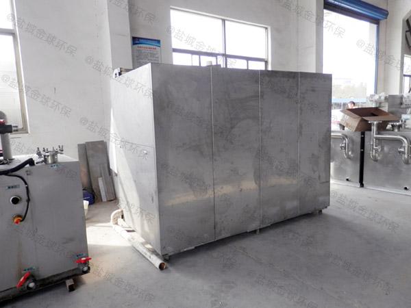 日处理10吨智能厨余垃圾处理装置使用方式