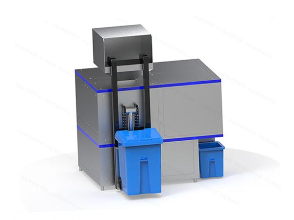 日处理10吨自动上料餐厨湿垃圾处理机采购