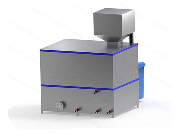 日处理5吨全自动餐饮垃圾处理机优缺点