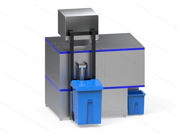 小型多功能厨余垃圾一体化处理设备行业标准