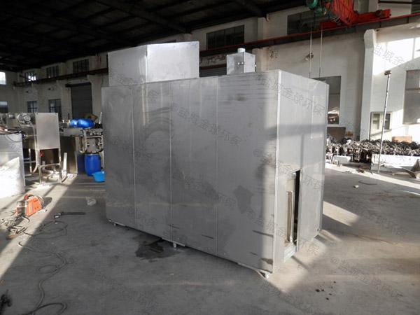 日处理10吨多功能餐饮垃圾一体机厂家供应