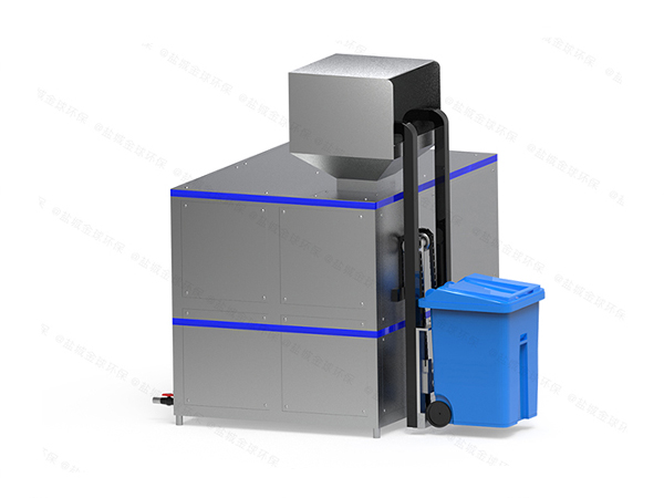 日处理5吨智能餐饮一体化垃圾处理设备排名前十