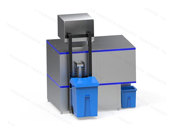 5吨机械式厨余垃圾一体化处理设备制造厂家