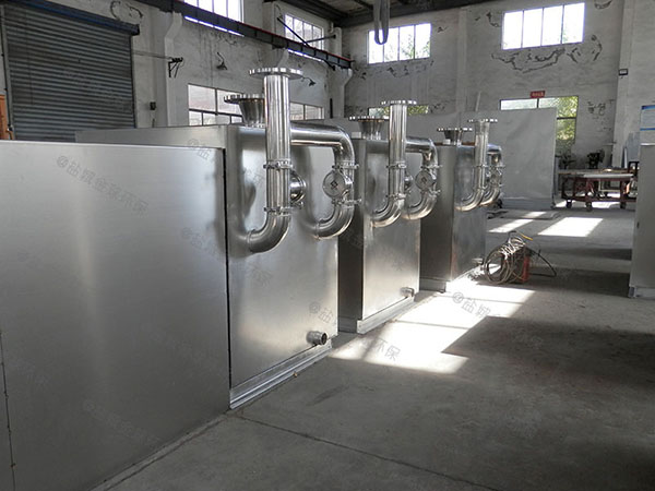卫浴间外置式污水提升机下水井