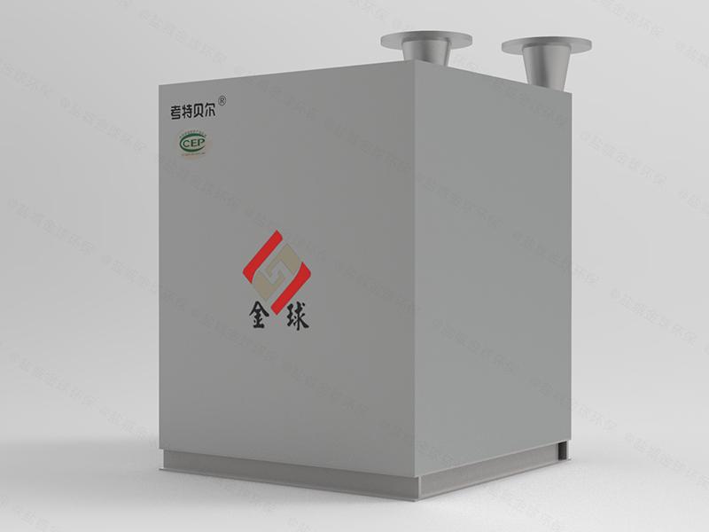 别墅外置式污水提升处理器不排水
