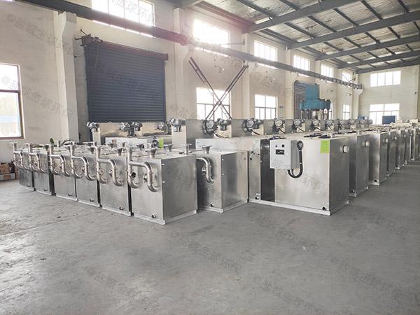 茶水间单泵污水提升处理器说明书