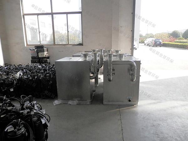 车间外置双泵污水提升处理器传感器