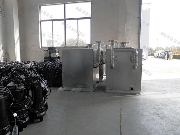 卫浴餐饮污水提升设备的寿命