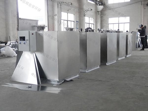 家用生活耐高温污水提升器设备如何打开清洗