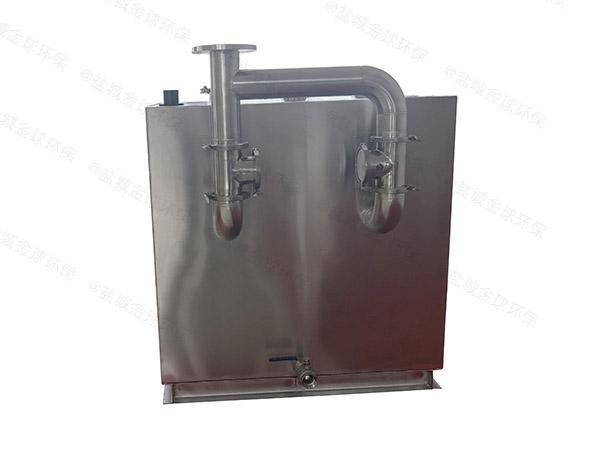 地下室双泵洗污水提升机安装工费