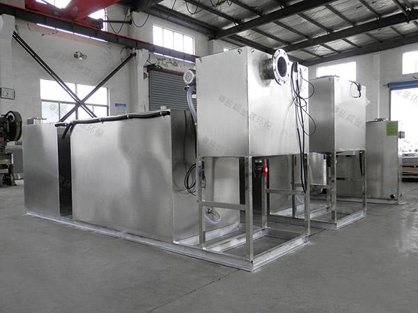 餐厅专用小隔渣气浮式自动隔油器行业市场