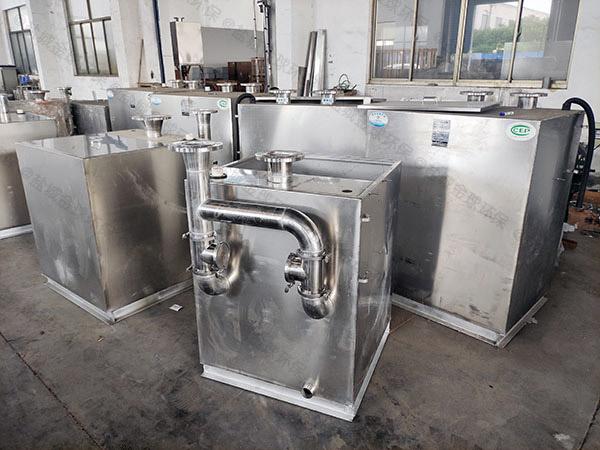 商场智能环保污水隔油提升器有哪些功能