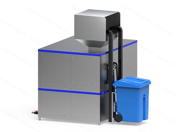日处理10吨多功能餐厨垃圾油水分离设备厂家