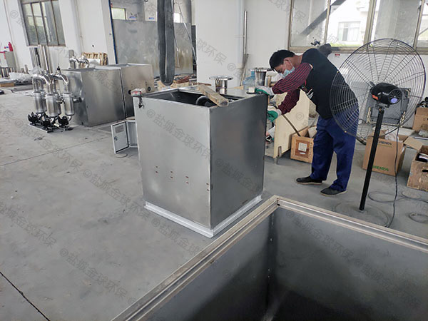 地埋双泵交替污水提升设备在哪买