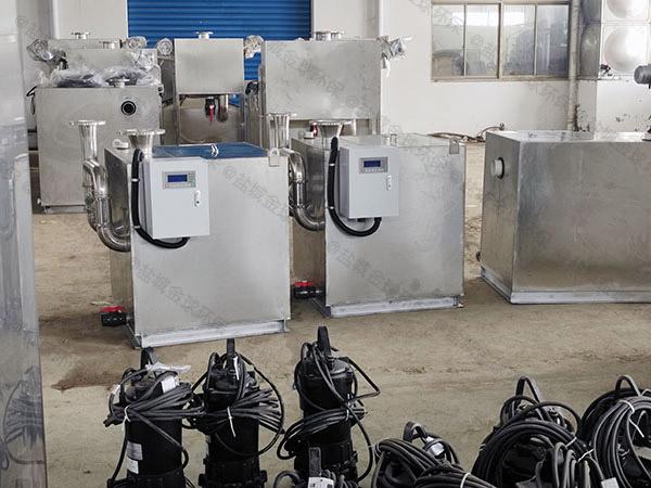 商品房地下室耐高温污水提升器是什么东西