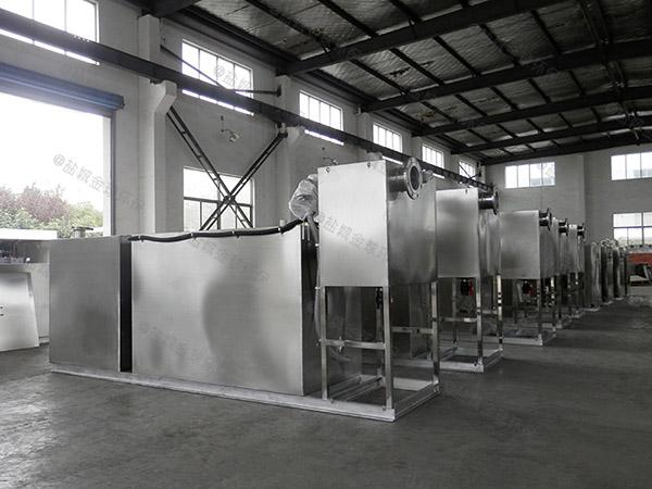 加油站小型分体式污水处理隔油设备批发价